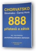 Chorvatsko - 888 přístavů, zátok a kotvišť